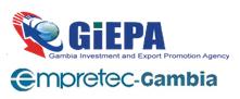 GIEPA | EMPRETEC Gambia's Logo'