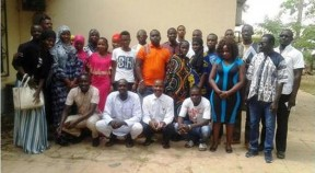 NEDI Trains Rural Youth on Business plan Development - COVER IMAGE