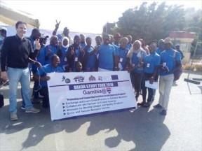 ASSET, YEP returns from Dakar study tour - COVER IMAGE