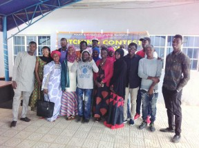 YOUTH ENTREPRENEURSHIP SUMMIT + JOB FAIR HELD PITCHING CONTEST - COVER IMAGE