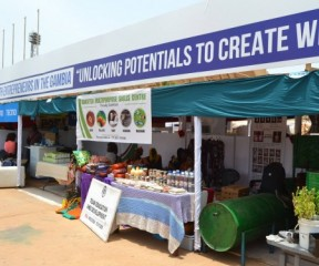 Youth Pavilion @ GCCI Trade Fair Gambia International - COVER IMAGE
