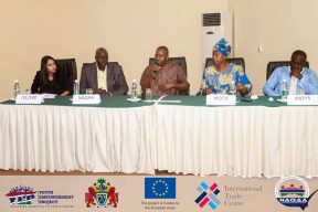 Enhancing skills training opportunities for Gambian youth - COVER IMAGE