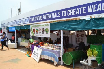 Youth Day @ Trade Fair Gambia