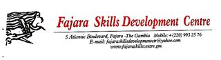 Fajara Skills Development Centre's Logo'