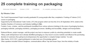 25 complete training on packaging - COVER IMAGE