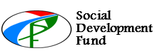 Social Development Fund's Logo'