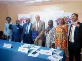 YEP-Gambia launches Mini Loan Scheme - COVER IMAGE