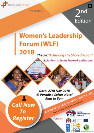 Women's Leadership Forum - 2nd Edition