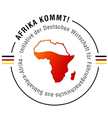 German Industry for Future Leaders from Sub-Saharan Africa's Logo'