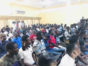 YEP Presents D1.5 Million Worth Of Equipment To Youths - COVER IMAGE