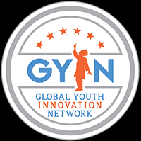 The Global Youth Innovation Network Gambia Chapter (GYIN Gambia)'s Logo'