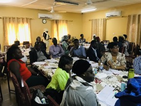 Business Stakeholders Validate 'She Trades' in Gambia - COVER IMAGE