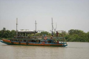 NinkiNanka Trail exposed participants to River Gambia cruise - COVER IMAGE