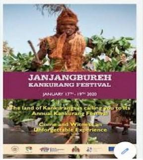 3rd Janjangbureh Kankurang Festival slated for Jan. 17 - COVER IMAGE