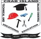 Crab Island's Logo'